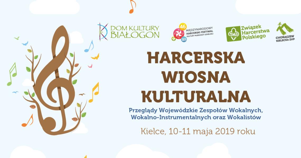 Harcerska Wiosna Kulturalna 2019 – wyniki