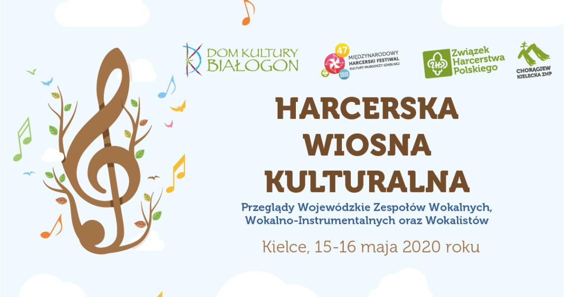 Harcerska Wiosna Kulturalna 2020 startuje!